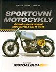 Sportovní motocykly - obálka