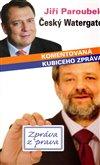 Obálka knihy Český Watergate