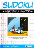 Sudoku + vtipy Pavla Kantorka - obálka