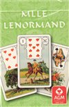 Obálka knihy Mlle Lenormand