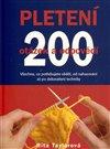 Obálka knihy Pletení – 200 otázek a odpovědí