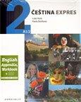 Čeština Expres 2 A1/2 - anglicky + CD - obálka