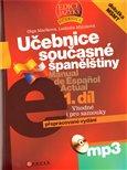 Učebnice současné španělštiny, 1.díl + mp3 - obálka
