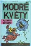 Obálka knihy Modré květy