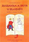 Zuzanka a Petr v bludišti –  Udělej si vlastní knížku - obálka