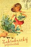Zahradnický zápisníček + Tajné bylinkové recepty - obálka
