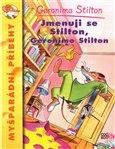 Jmenuji se Stilton, Geronimo Stilton (První myšparádní  dobrodružství) - obálka
