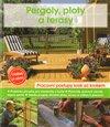 Obálka knihy Pergoly, ploty a terasy