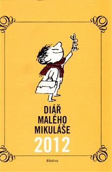 Obálka titulu Diář Malého Mikuláše 2012