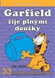 Garfield žije plnými doušky - obálka