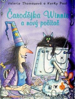 Obálka titulu Čarodějka Winnie a nový počítač