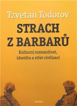 Oblka titulu Strach z barbar