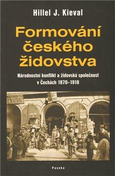 Obálka titulu Formování českého židovstva