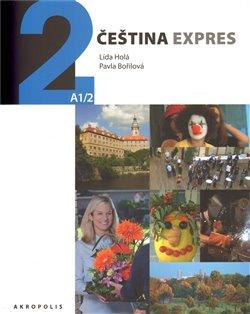 Obálka titulu Čeština Expres 2 A1/2 - rusky + CD