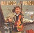 Ballades de Prague - obálka