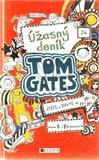Úžasný deník – Tom Gates - obálka