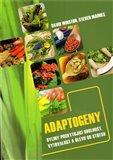 Adaptogeny (byliny poskytující odolnost, vytrvalost a úlevu od stresu) - obálka