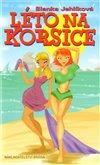 Obálka knihy Léto na Korsice