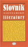 Slovník vietnamské literatury - obálka