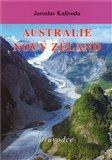 Austrálie. Nový Zéland - obálka