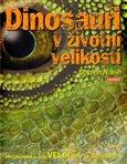 Dinosauři v životní velikosti - obálka