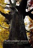 Podivuhodné stromy - obálka