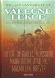 Válečné lekce (Zážitky sedmi budoucích  státníků za první světové  války) - obálka