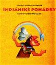Indiánské pohádky - obálka