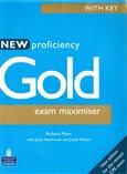 New Proficiency Gold Exam Maximiser (with Key) - obálka