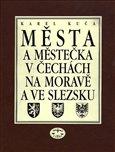 Města a městečka v Čechách, na Moravě a ve Slezsku/ 8. díl V-Ž - obálka