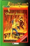 Ohnivý démon - obálka
