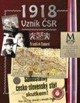1918: Vznik ČSR - obálka