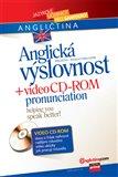 Anglická výslovnost + video CD-ROM (Pronunciation) - obálka
