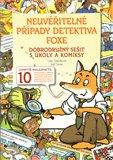 Neuvěřitelné případy detektiva Foxe - obálka