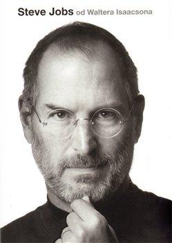 Obálka titulu Steve Jobs