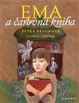 Ema a čarovná kniha - obálka