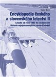 Encyklopedie českého a slovenského letectví II - obálka