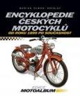 Encyklopedie českých motocyklů - obálka