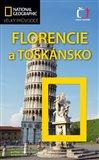 Florencie a Toskánsko (Velký průvodce National Geographic) - obálka