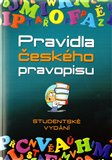 Pravidla českého pravopisu (Studentské vydání) - obálka
