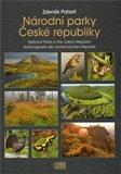 Národní parky České republiky - obálka