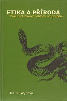 Obálka titulu Etika a příroda