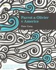 Parrot a Olivier v Americe - obálka