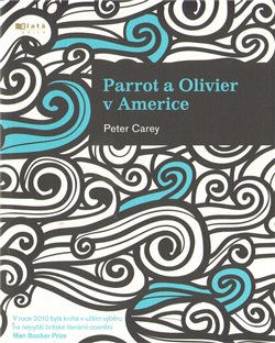 Oblka titulu Parrot a Olivier v Americe