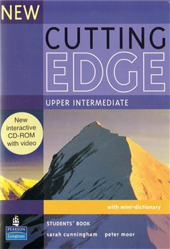 New Cutting Edge Upper-intermediate Student ´s Book with CD-ROM - S. Cunningham, P. Moor, F. Eals, Jane Comyns Carr
