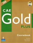 CAE Gold Plus Coursebook with iTest CD-ROM - obálka