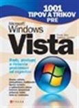 1001 tipov a trikov pre Microsoft Windows Vista - obálka