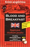 Blood and Breakfast (Krimi angličtina) - obálka