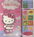 Hello Kitty – Hello Kitty sportuje – Hrací knížka - obálka