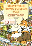 Neuviteln&#233; p&#237;pady detektiva Foxe - oblka